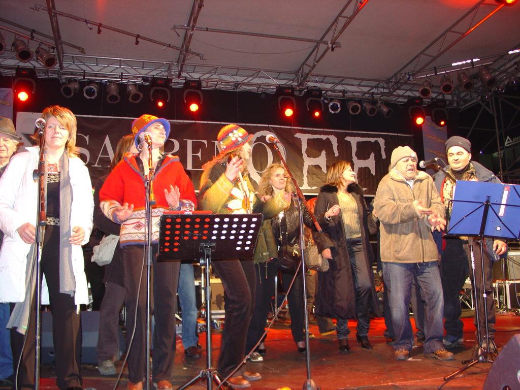 Concerto RadioRadiante a Sanremoff