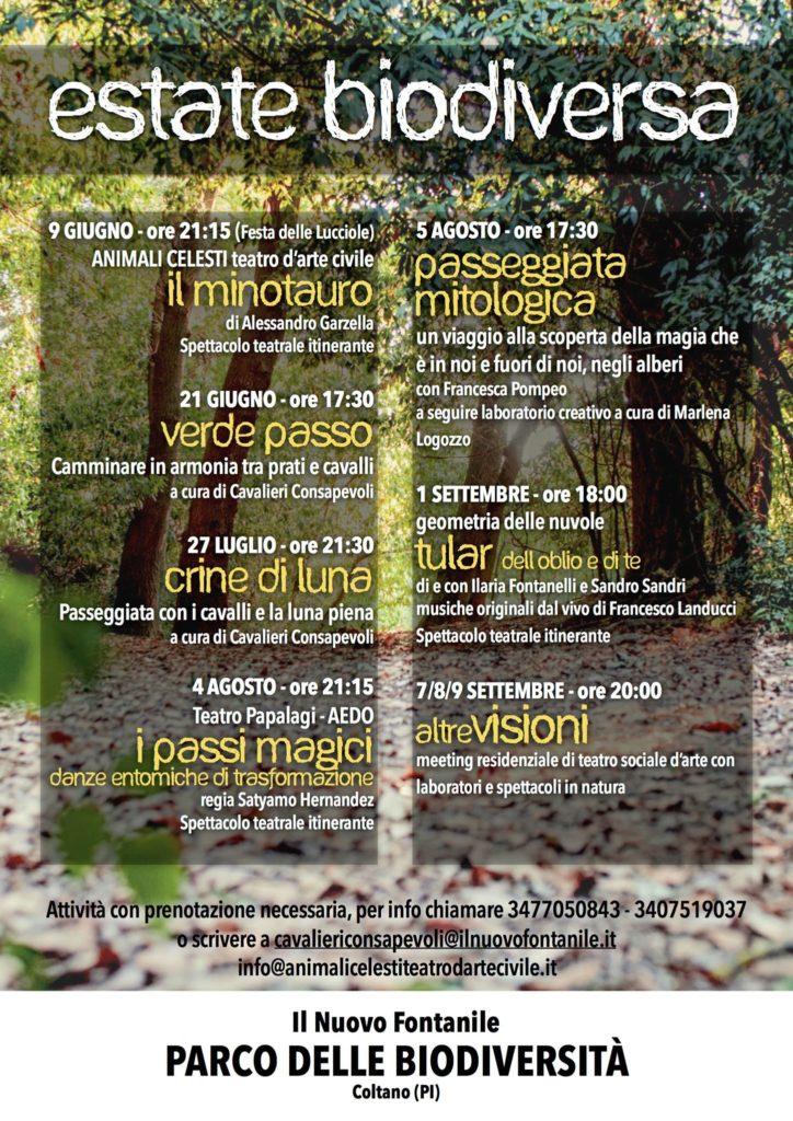 I Passi Magici - 4 Agosto - ore 21.15
