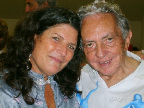 Laura Del Conte e Rolando Toro