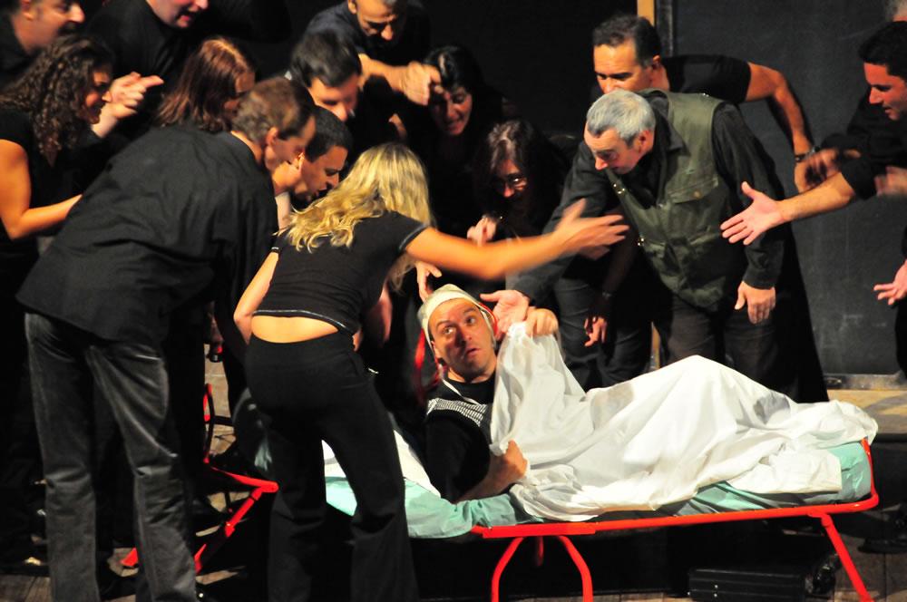 AEDO, discipline olistiche, teatro